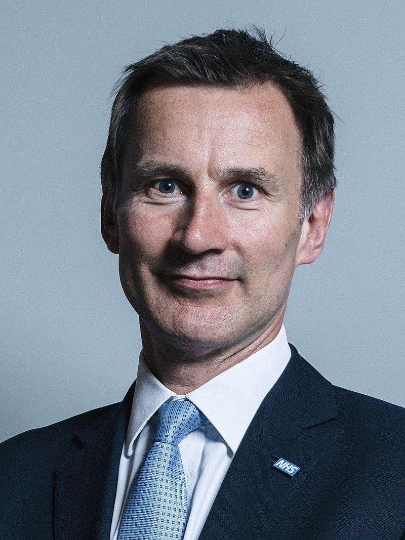 Jeremy Hunt Speaker