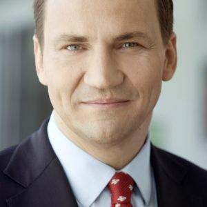 Radek Sikorski Speaker