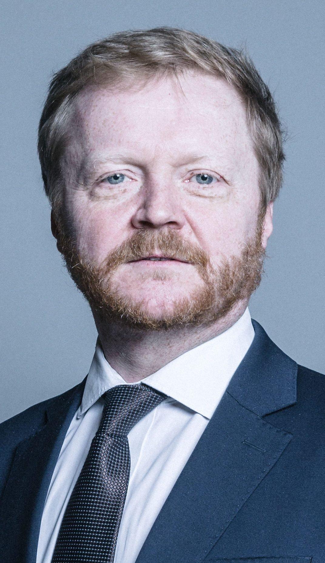 Lord Stewart Wood Speaker