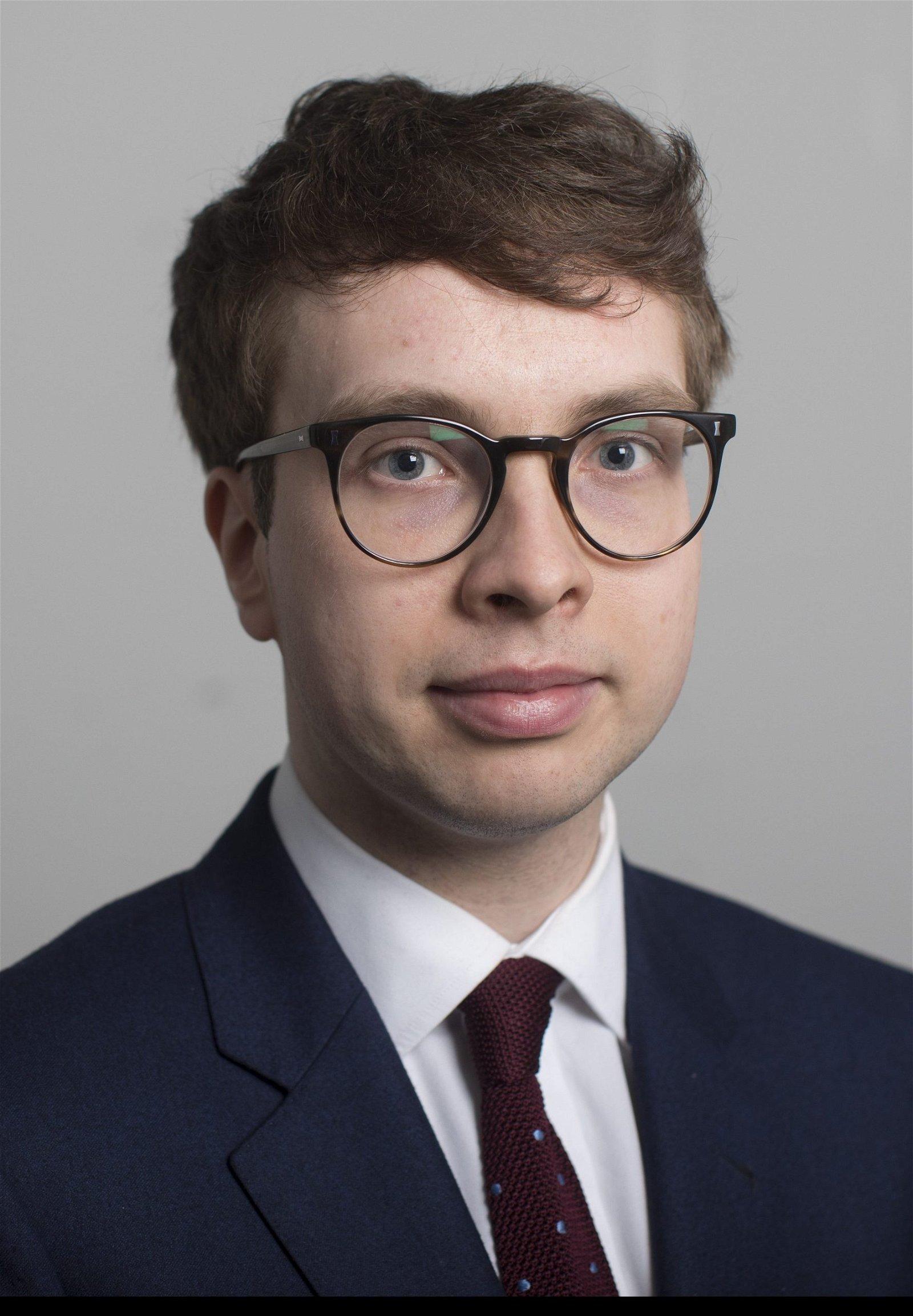 Sebastian Payne Speaker