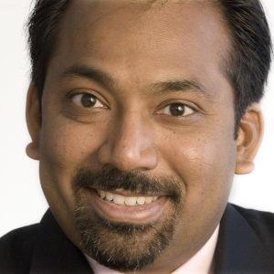 Vijay Vaitheeswaran Speaker