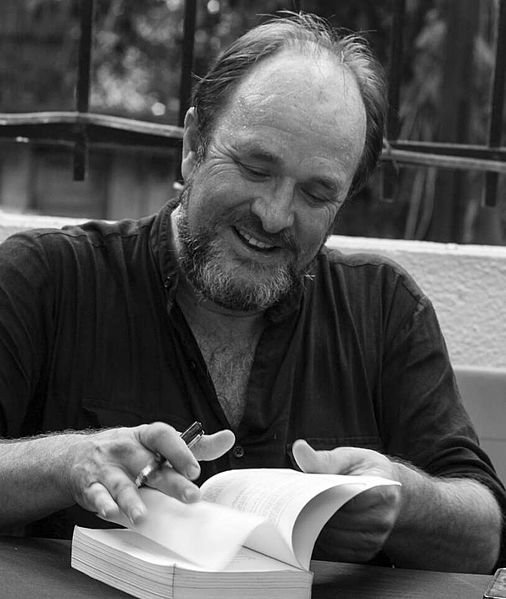 William Dalrymple Speaker