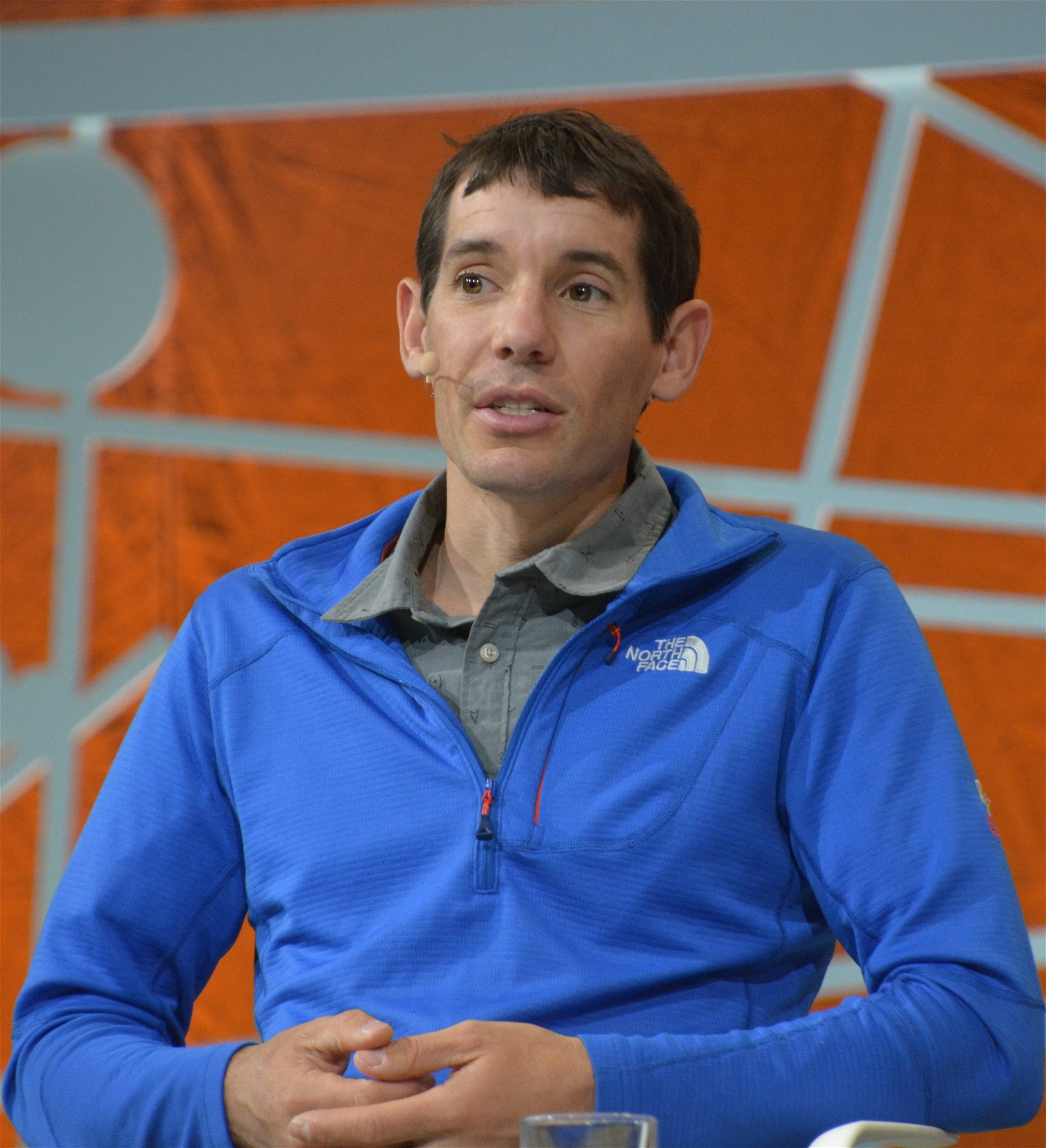 Alex Honnold Speaker
