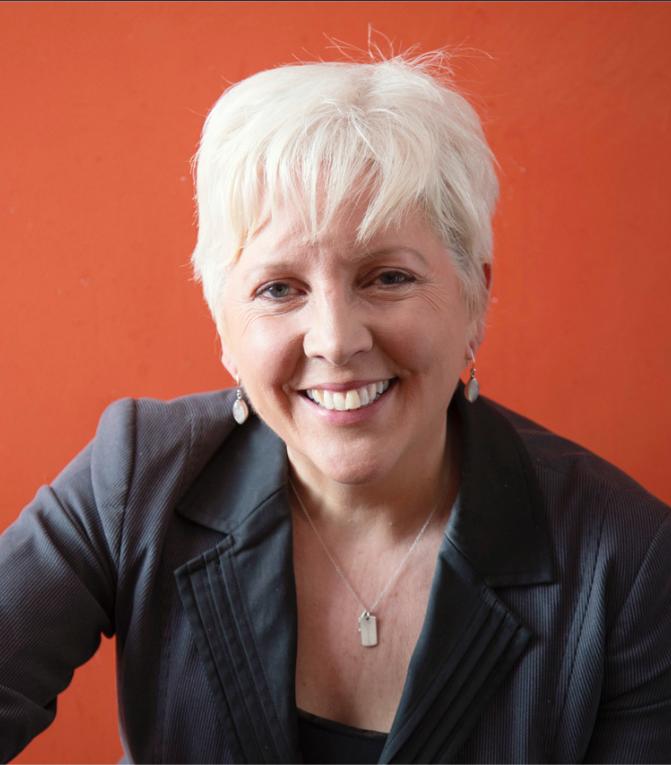 Carrie Gracie Speaker