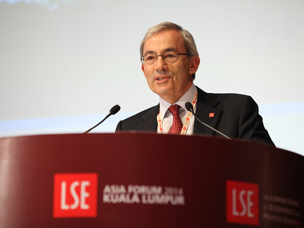 Sir Christopher Pissarides Speaker