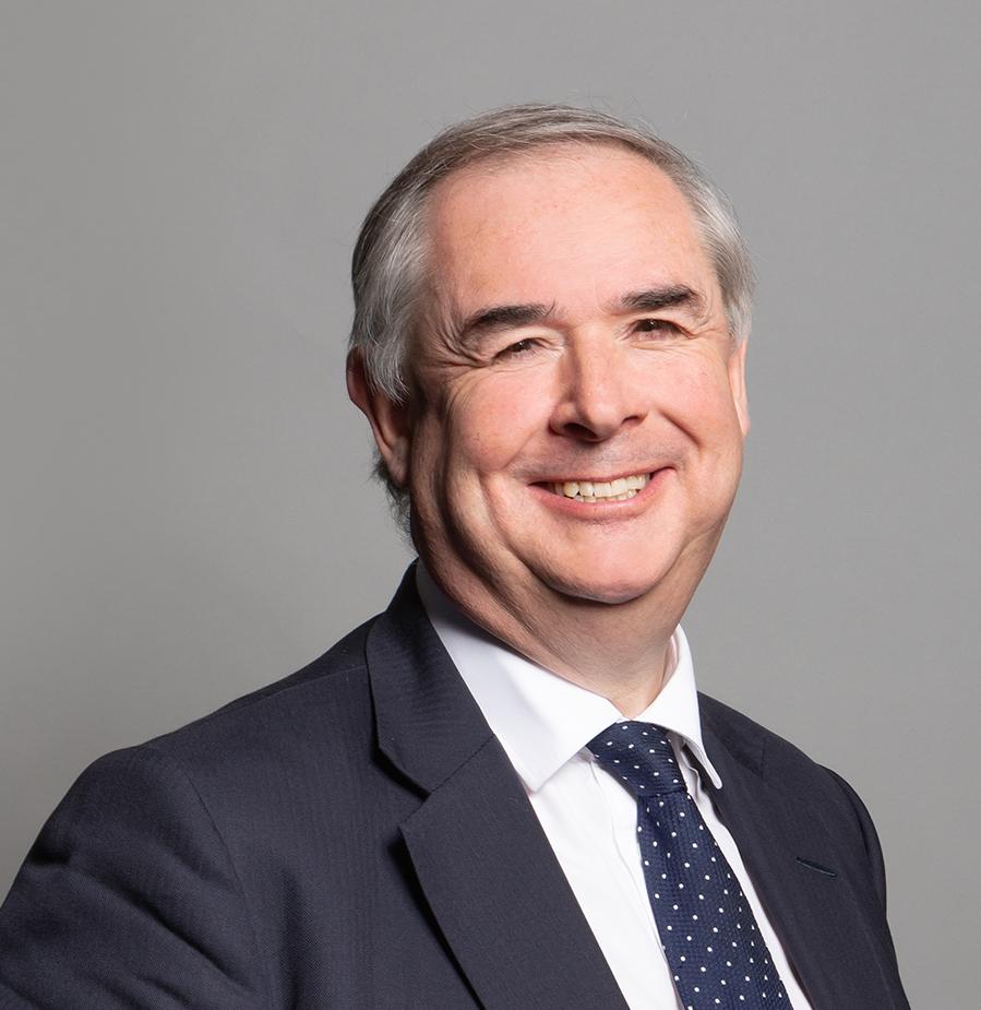 Geoffrey Cox Speaker