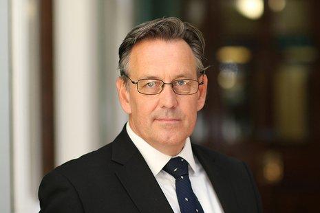 Andrew Heyn Speaker