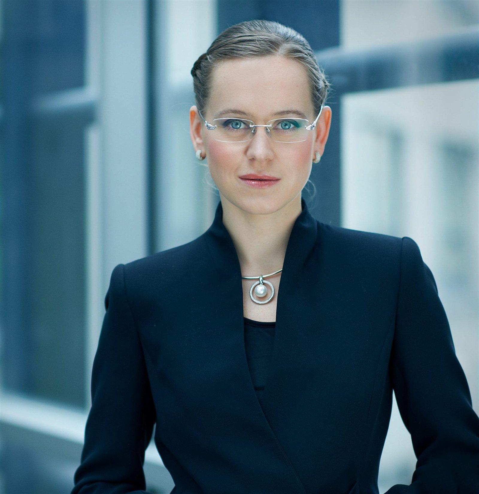 Birgit Vallmüür Speaker