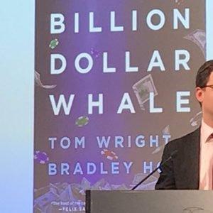 Bradley Hope Speaker