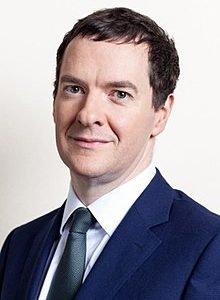 George Osborne Speaker