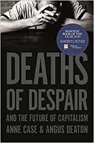 Anne Case deaths of despair cover