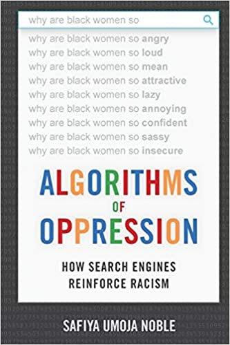 Algorithms of Oppression cover