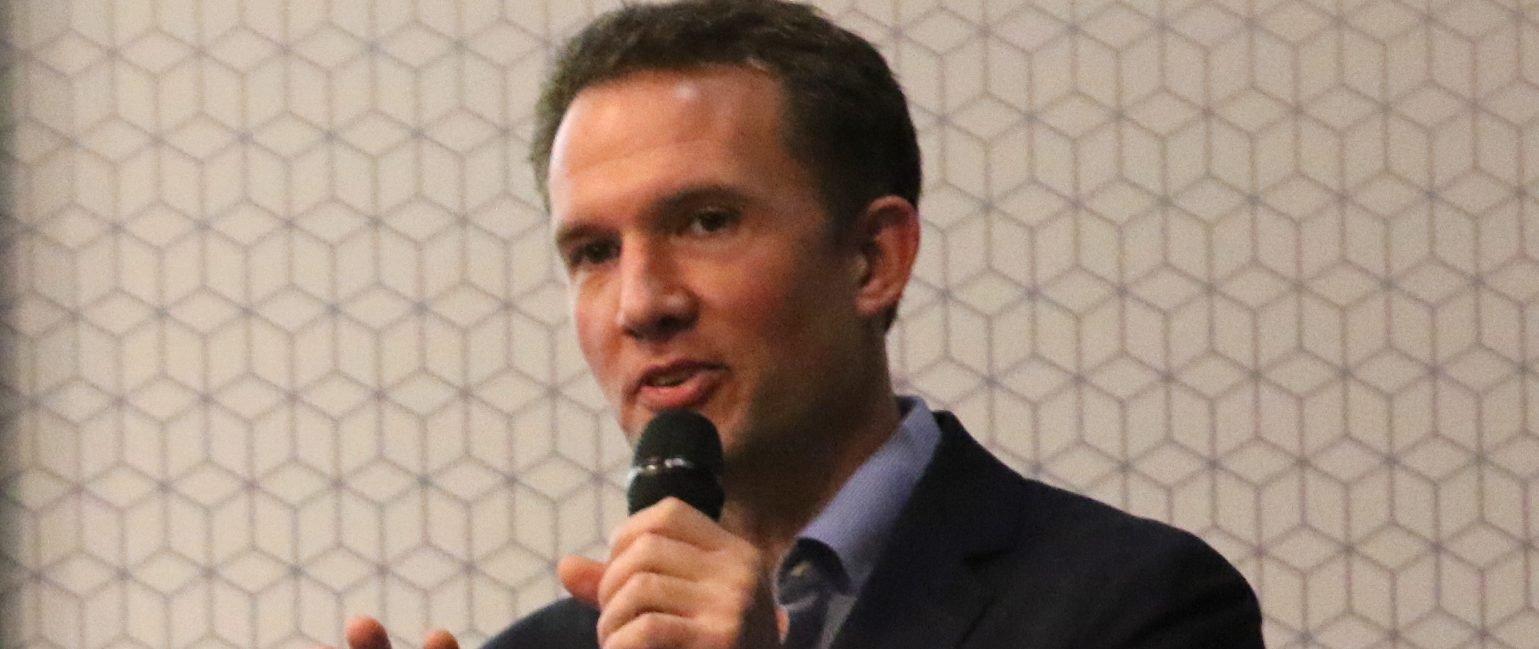 Ash Alexander-Cooper speaker