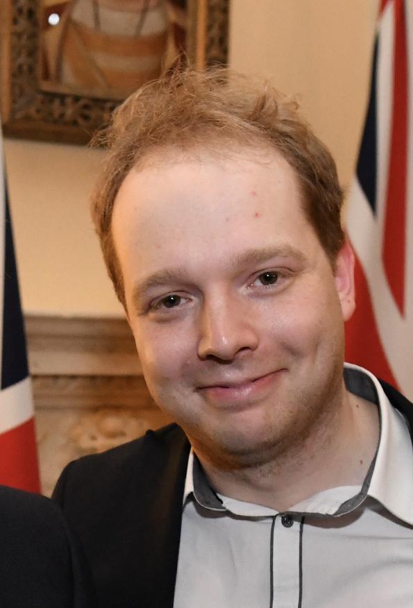 Oliver Lewis Speaker