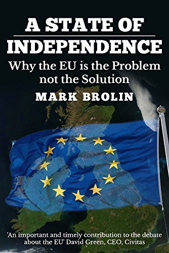 Mark Brolin book cover
