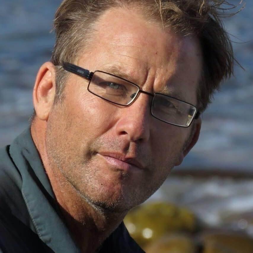 Craig Foster Speaker