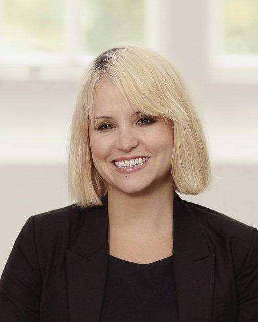 Jillian Kowalchuk smiling