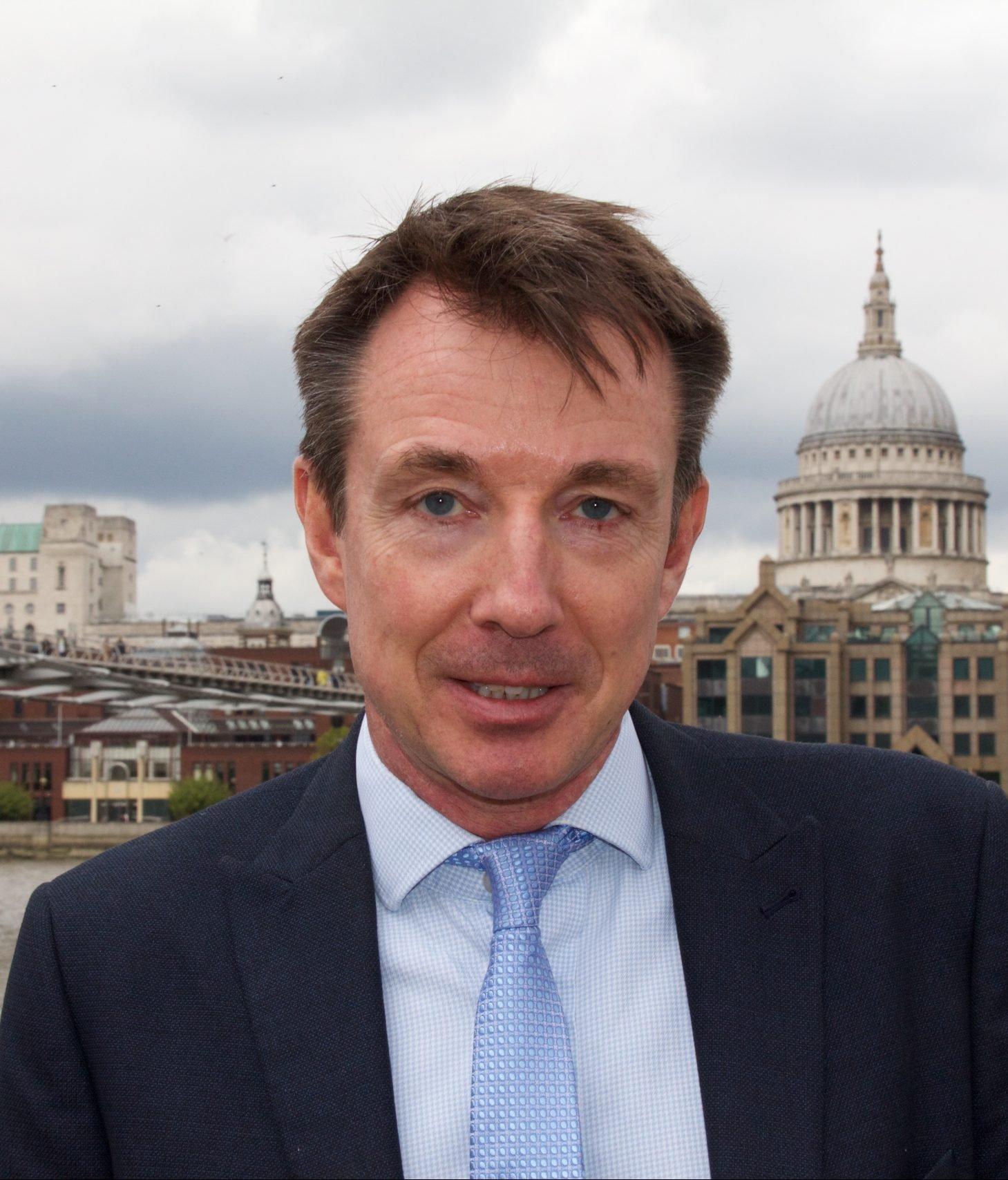 Mark Brolin in London