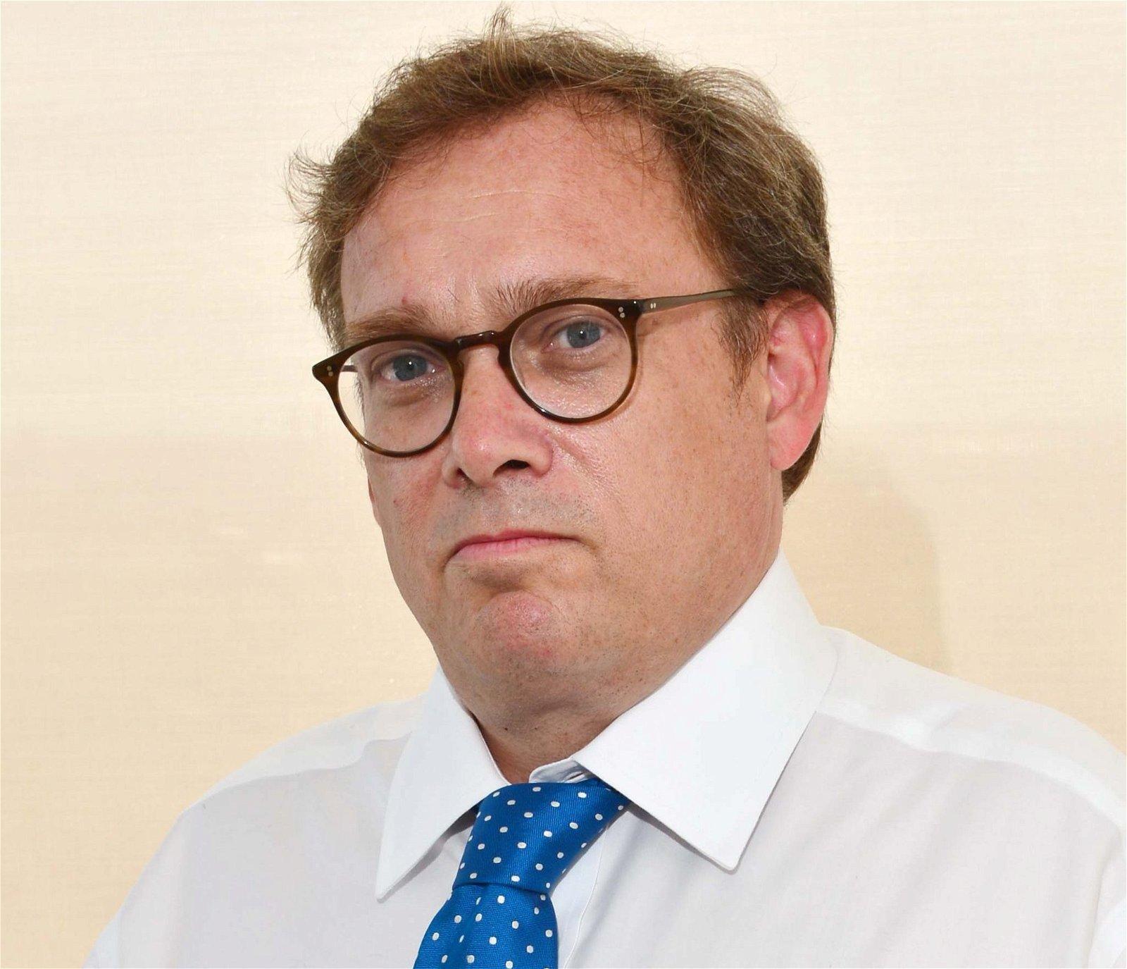 Adrian Wooldridge Speaker