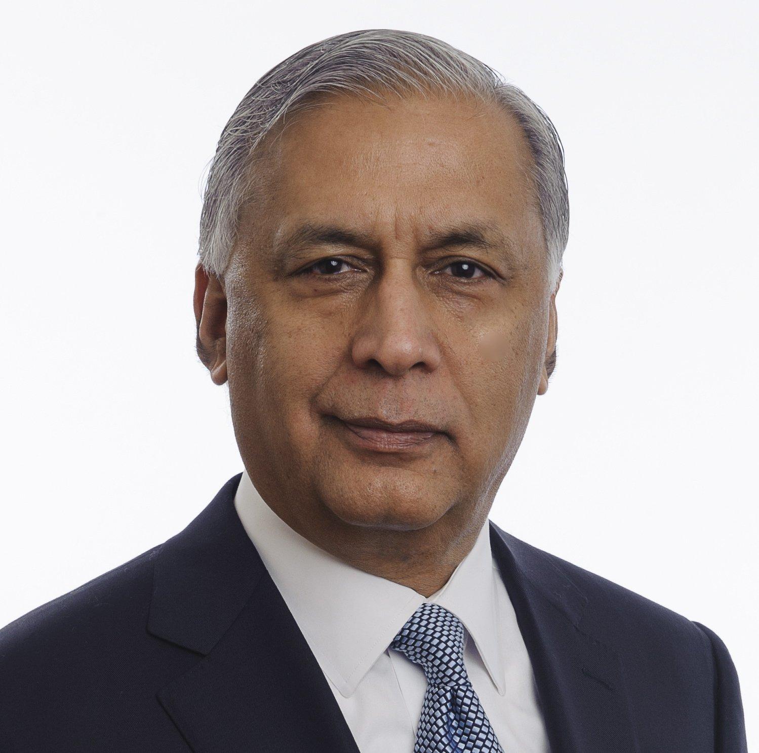 Shaukat Aziz Speaker