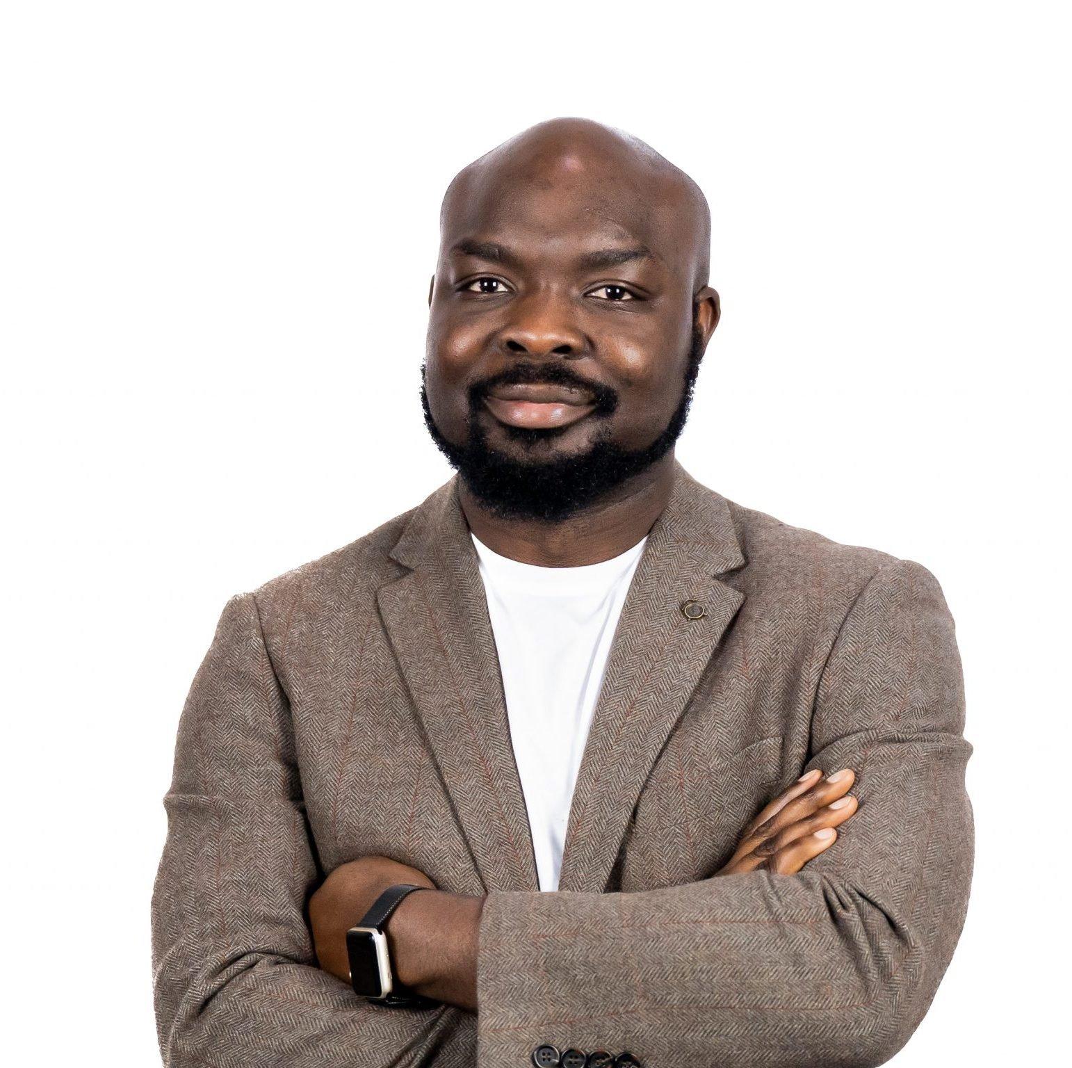 Sope Agbelusi Speaker